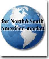 for North and South American market
